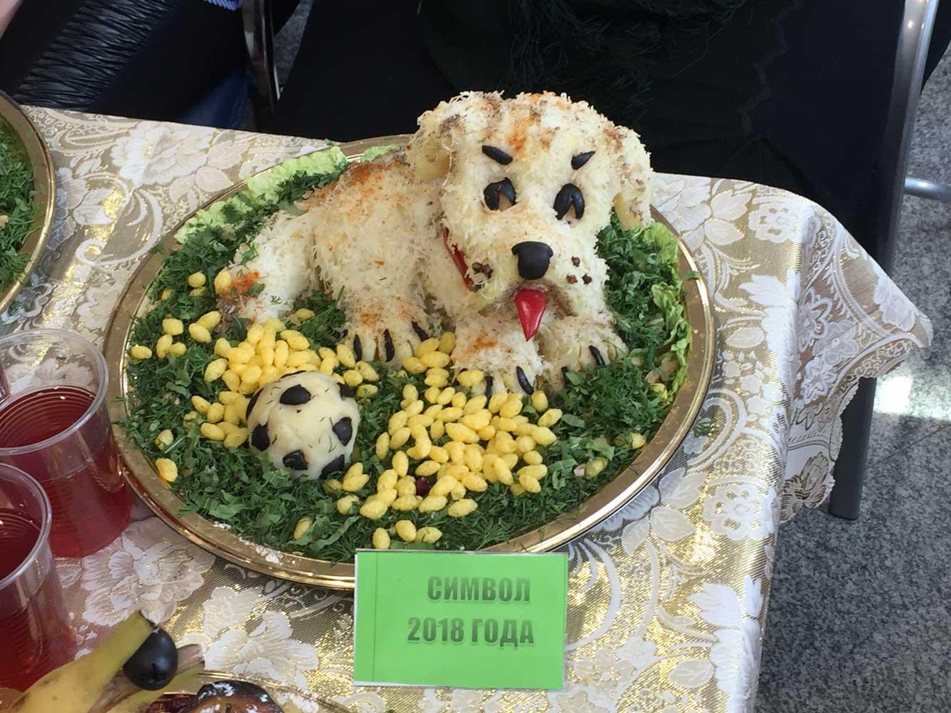 Фестиваль постной кухни в городе Ярославле. Великосельское потребительское общество.