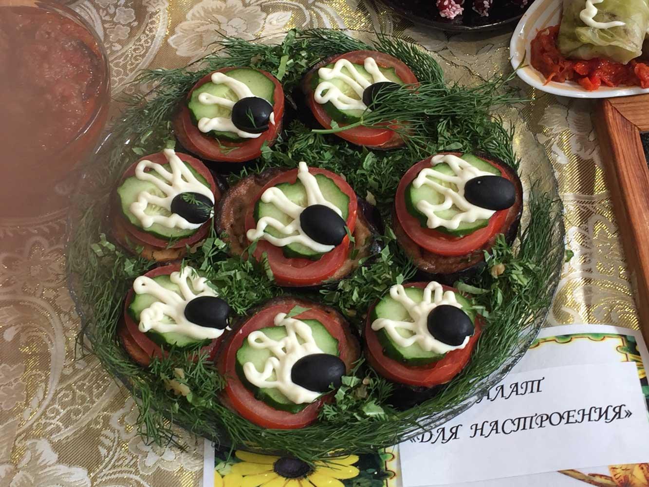 Фестиваль постной кухни в городе Ярославле. Стогинское потребительское общество.